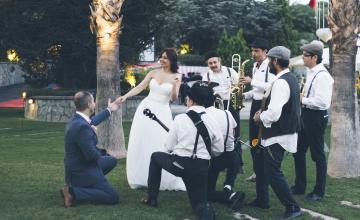 Casaments dixieland